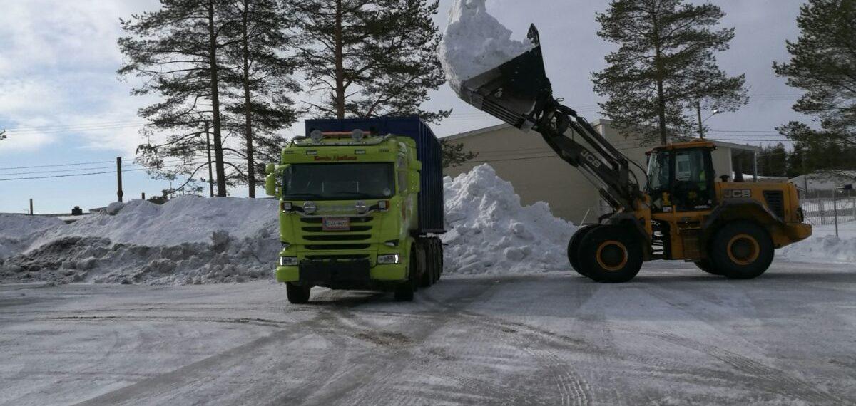 Talvikunnossapito Pekka Tolvanen